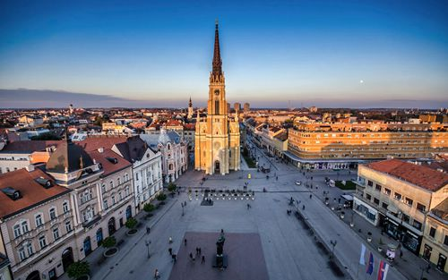 Novi Sad City Tour
