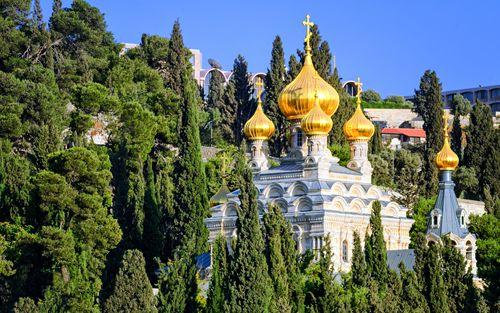 Israel Bibleland Tour