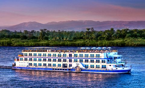 Oberoi Philae Cruise