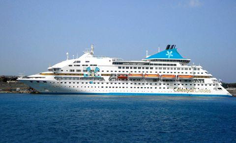 Celestyal Crystal Cruise