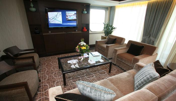 Cruceros Celebrity Cruises, Penthouse Suite