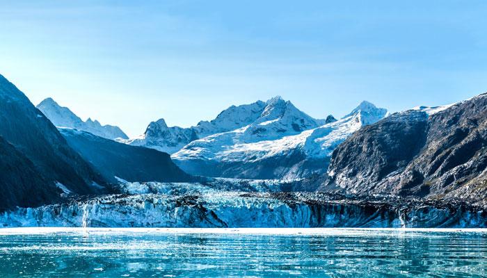 Cruceros Celebrity Cruises por Glaciar John Hopkins, Alaska