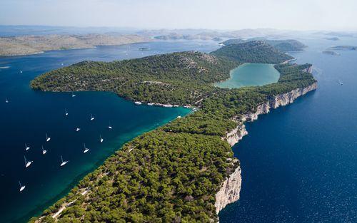 Islands Near Slano