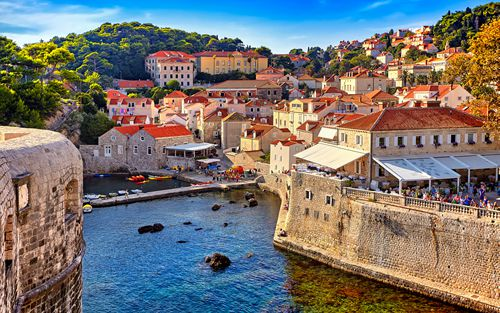 Walking Tour of Dubrovnik