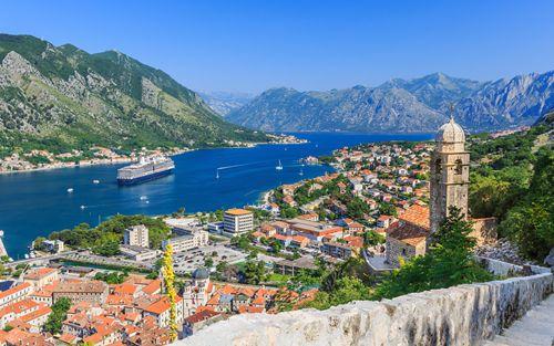 Excursion to Kotor, Montenegro