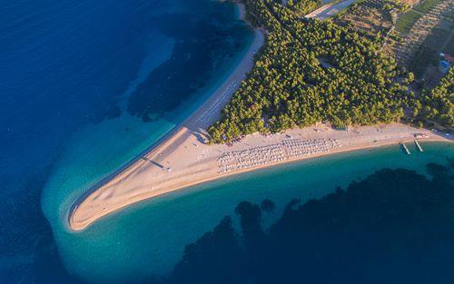 Brač Island (Zlatini Rat Beach)