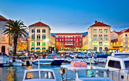 Arrival in Split (Disembark)
