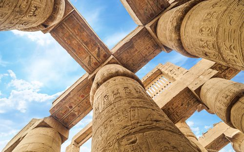 Temples of Luxor