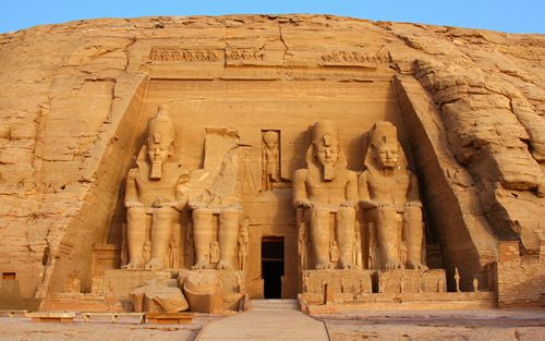 Optional Abu Simbel