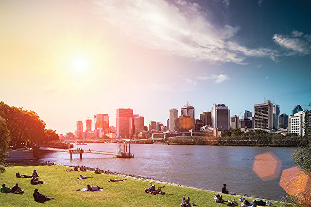 Brisbane to Melbourne