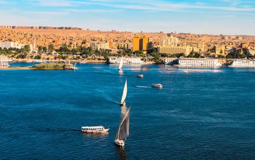Day of Leisure in Aswan