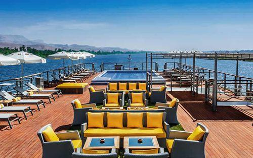 Aswan (Disembark)