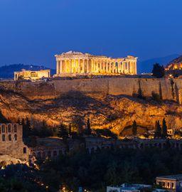 City Breaks Holidays in Greece