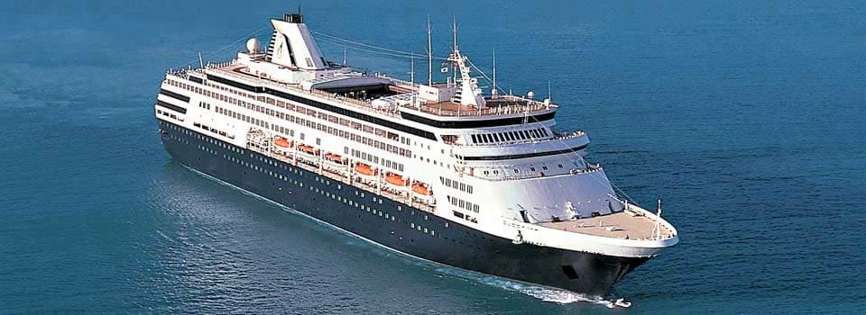 Holland America Cruise Line MS Maasdam