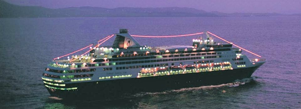Holland America Cruise Line MS Veendam