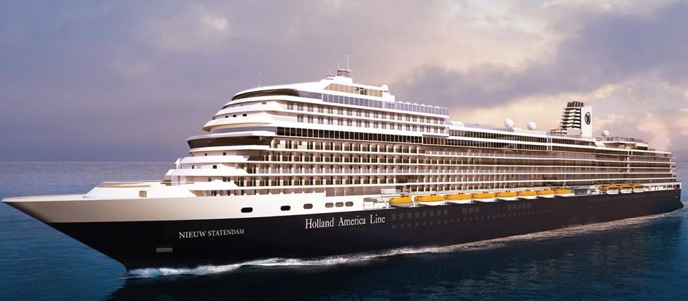 Holland America Cruise Line Nieuw Statendam