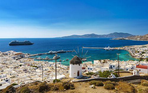 Day in Mykonos