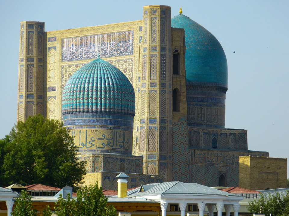 Uzbekistan - Jewel of the Silk Road (Ref:TT1)