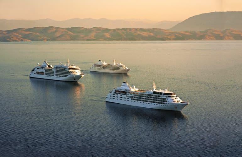 Cruceros de lujo Silversea