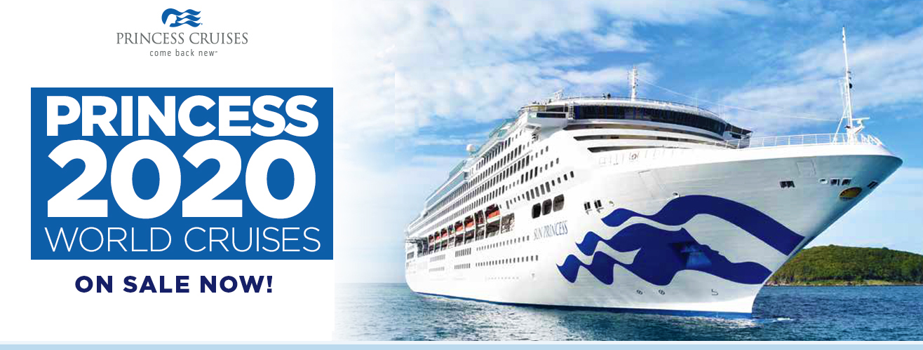 Princess Cruise Alaska 2020.Princess Cruises 2020 Cruise Deals