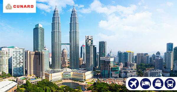 SINGAPORE TO DUBAI CRUISE & INDIA GOLDEN TRIANGLE TOUR