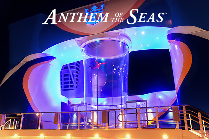 ANTHEM OF THE SEAS IS COMING TO THE UK IN 2020