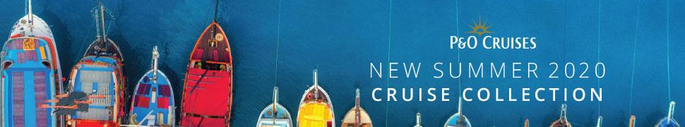 P&O Cruises 2020 Summer Collection