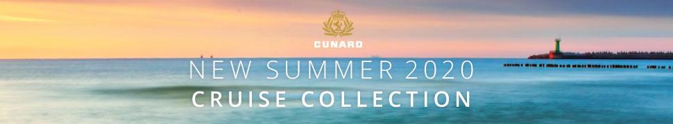 Cunard 2020 Cruise Collection