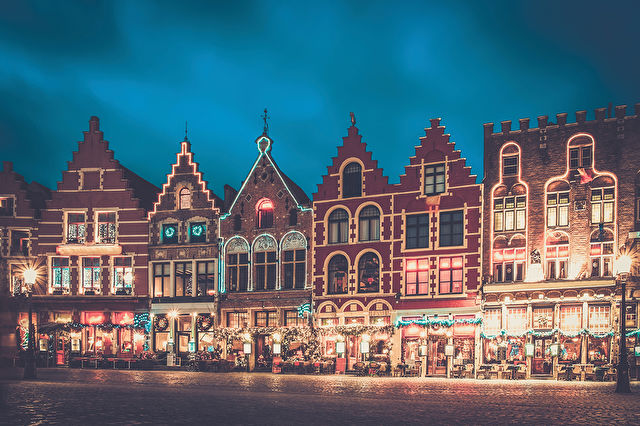 Christmas Break to Belgium