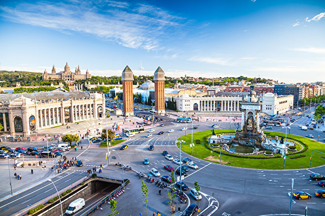 Barcelona with Western Mediterranean Cruise