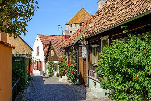 Scandinavian Islands with Stockholm