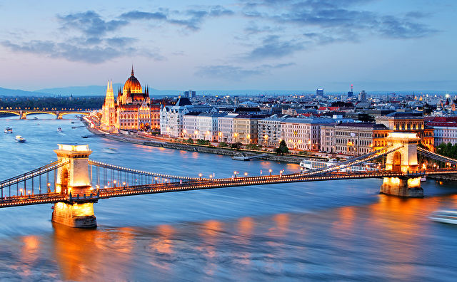 Treasures of the Danube