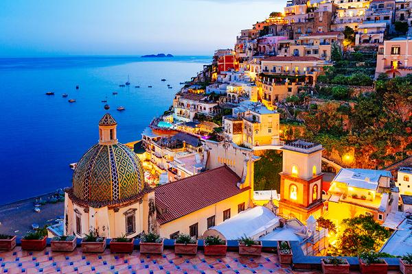 Dalmatian & Amalfi Coasts Voyage