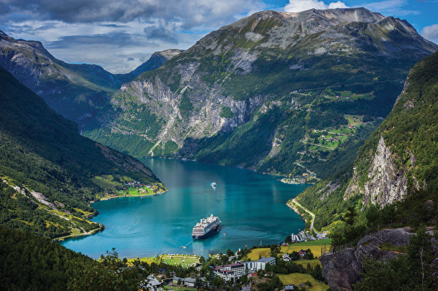 Fantastic Fjords