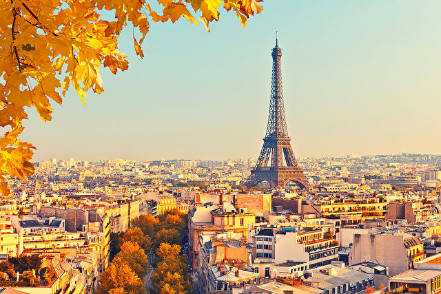 Paris and Spain