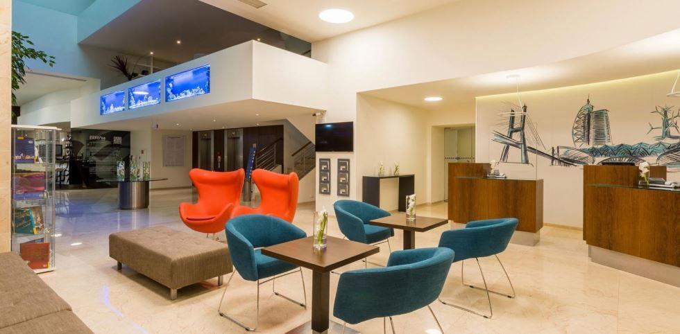 Tryp Lisboa Oriente Hotel 03