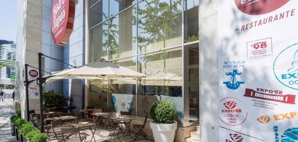 Tryp Lisboa Oriente Hotel 06