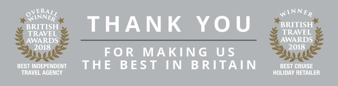 Thank you for making us the BEST in Britain