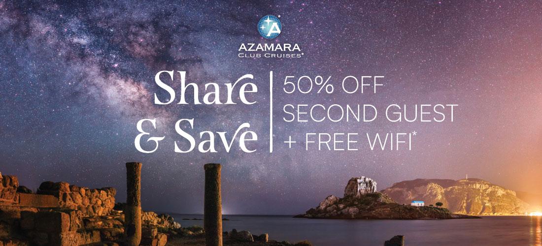 Azamara Cruise Deals 2019 & 2020