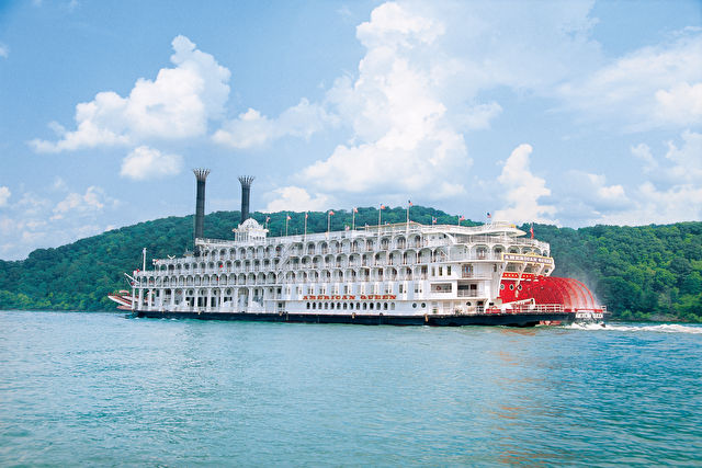 The Deep South & Mighty Mississippi Steamboat