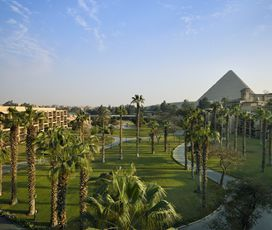 Marriott Mena House Cairo