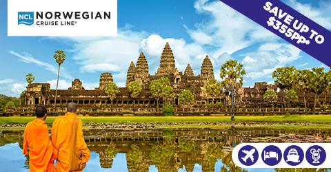THAILAND, CAMBODIA & PENANG