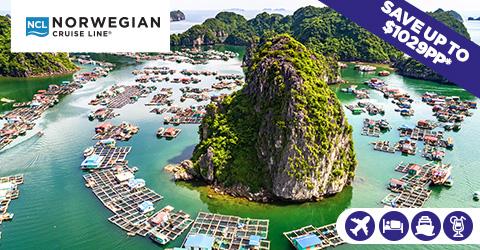 THAILAND, CAMBODIA & VIETNAM