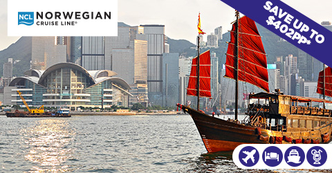 SOUTHEAST ASIA FROM HONG KONG
