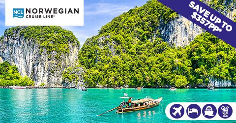 VIETNAM, THAILAND & CAMBODIA