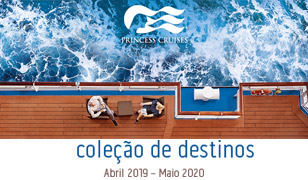 Brochura Princess Cruises 2019 - 2020