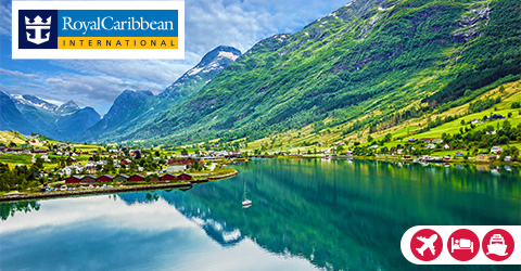NORWEGIAN FJORDS WITH LONDON STAY