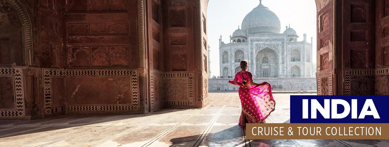 India Cruise & Tour Collection