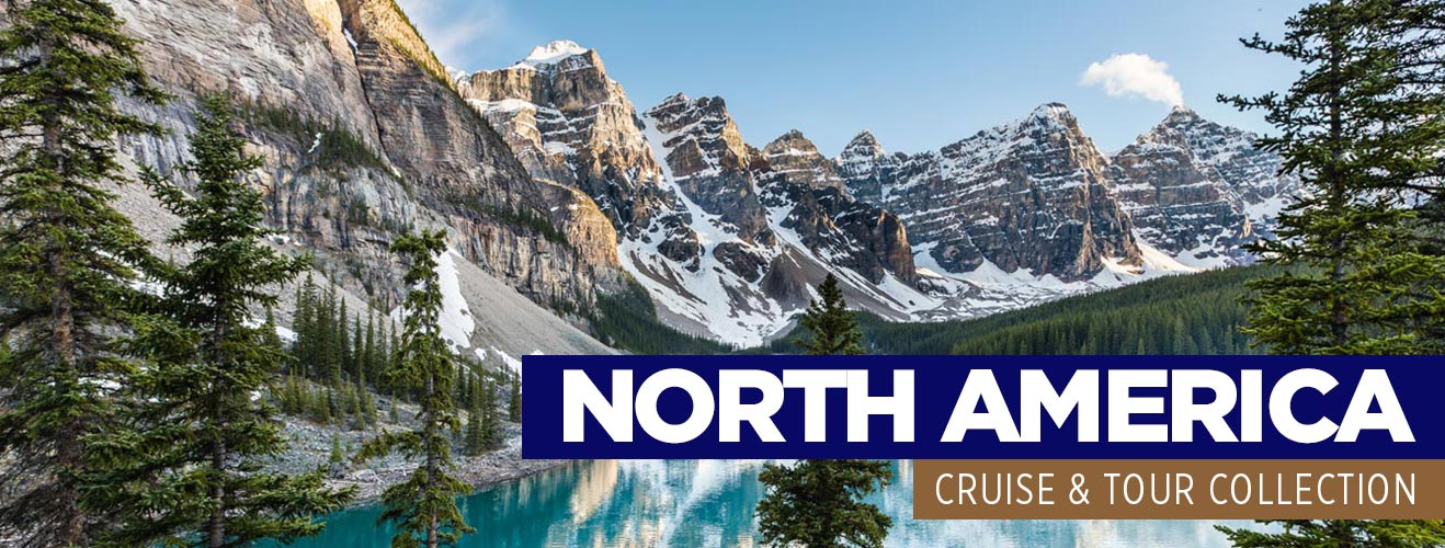 North America Cruise & Tour Collection