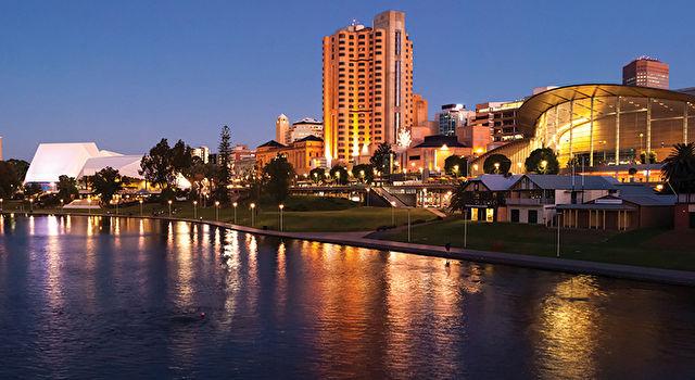 Adelaide to Sydney